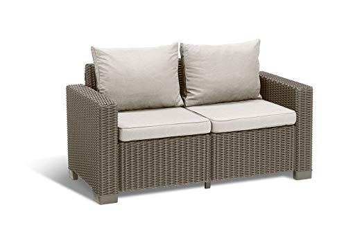 Black Friday Keter California All Weather Outdoor 2 Seater Patio