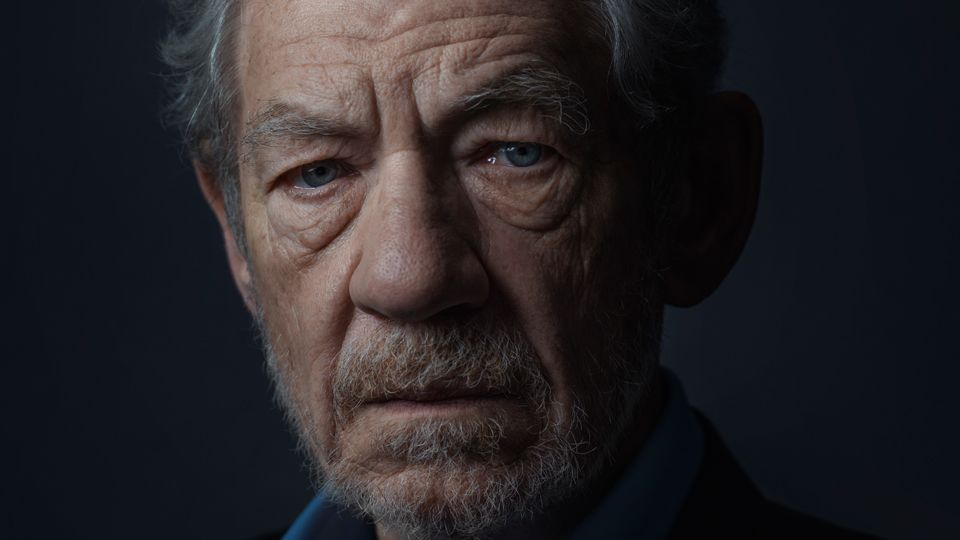 One of the most unique was my Portrait Sitting with Sir Ian McKellen back in May this year for Northerners. It was wonderful to work with Sir Ian, such a professional and lovely man. After discussing the style of portrait I wanted to achieve I directed Sir Ian in several poses and expressions.