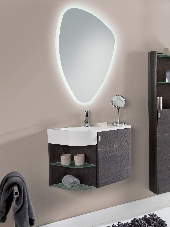 Badezimmerset Sun Badezimmer Komplett Mineralguss Waschtisch