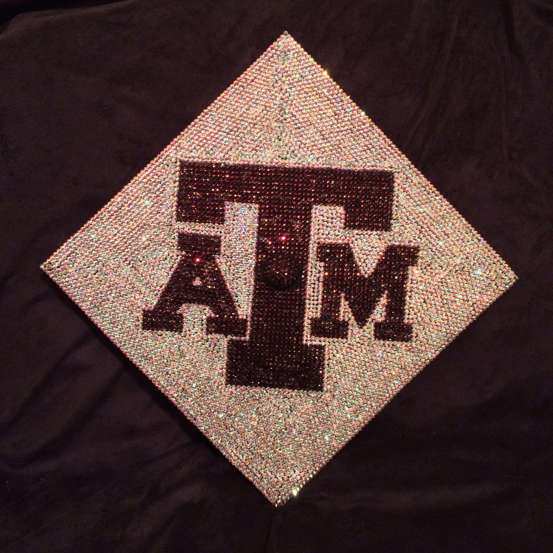 Color printing tamu - Texas A M Rhinestone Graduation