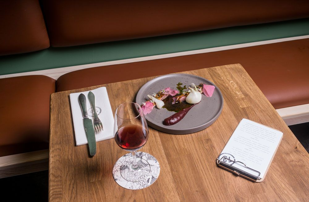 """New Swedish restaurant plays on superstition with """"morbid"""