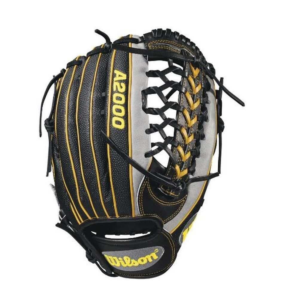 "Wilson Baseball Glove A2000 12.25""Pedroia Fit PF92 Mitt"
