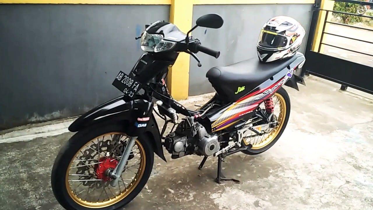 Modifikasi Motor Honda Supra X 100cc Motor Kreta Motor Honda