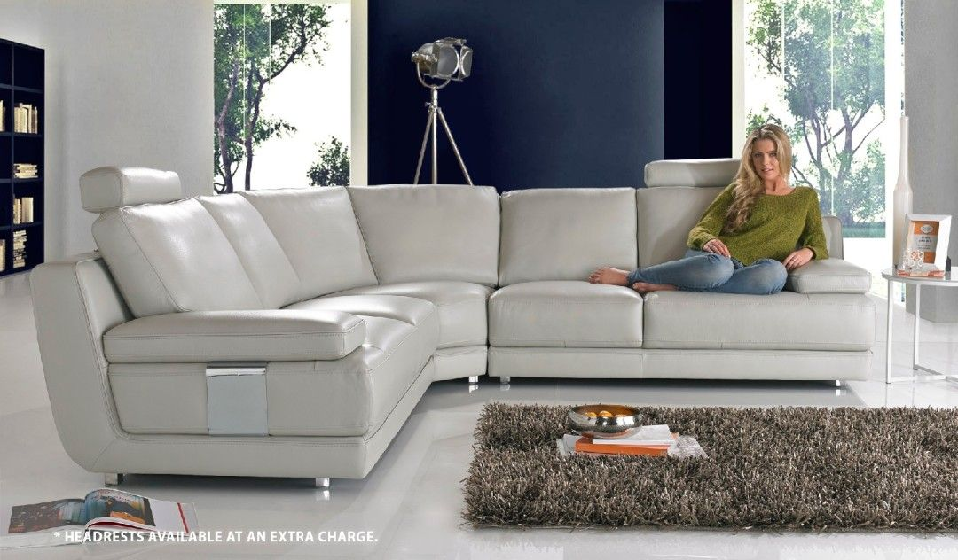 Image Result For White Leather Sofa Dfs