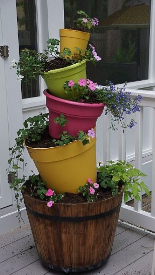 Pin by Pamela on Projects (With images) | Cute garden ...
