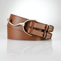 Strirrup Buckle Belt :: wishlist worthy!