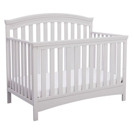 Delta Children Emerson 4-in-1 Convertible Crib - Bianca : Target ...