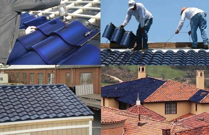 Solar Panel With Interesting Shapes Solarshingles Solar Panels Solar Solar Roof