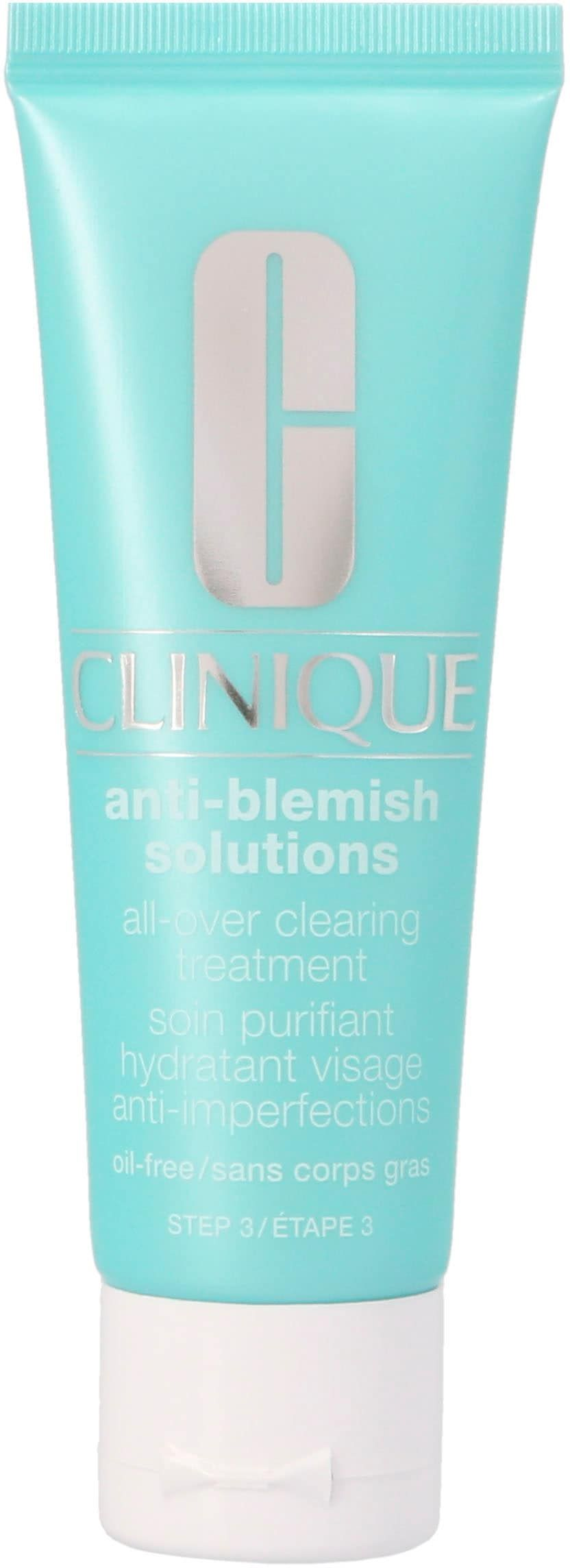 CLINIQUE Reinigungscreme Anti-Blemish Solutions All-Over Clearing Treatment