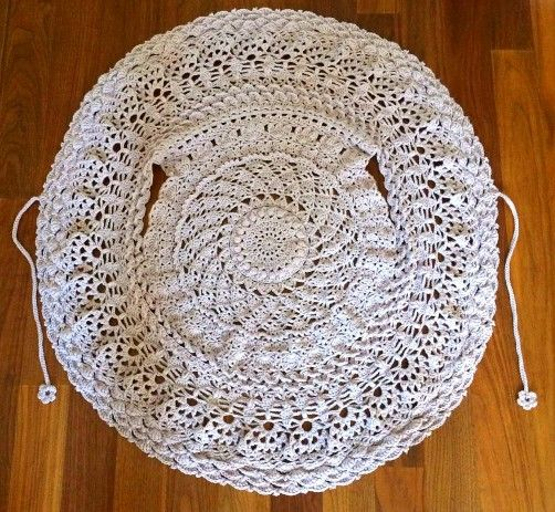 Photo of Part 7 Crochetalong Circle Vest