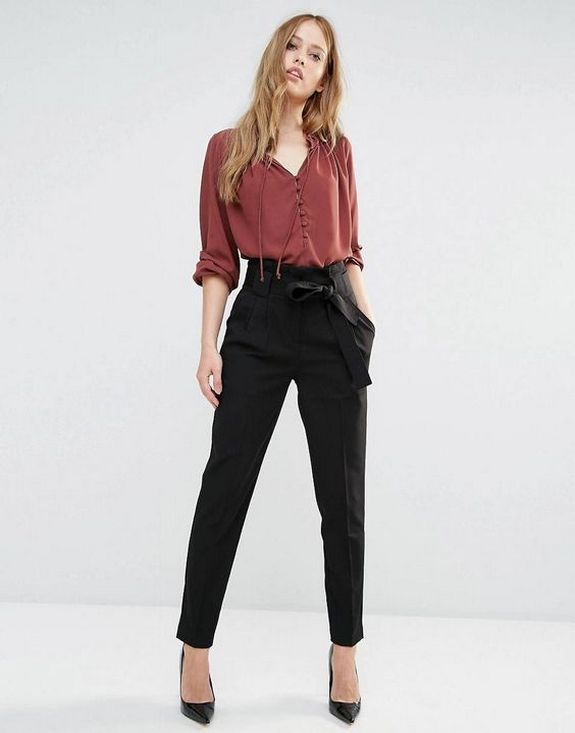 be5d19a4cbd 60+ Best Women s Work Pants to Keep You Cool This Summer https