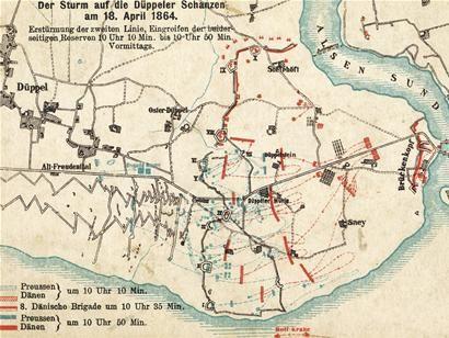 Pin Auf Second Schleswig War 1864