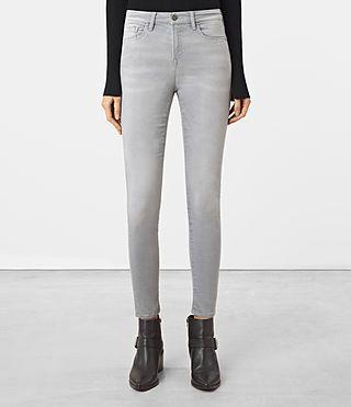 ALLSAINTS Eve Lux Jeans. #allsaints #cloth #