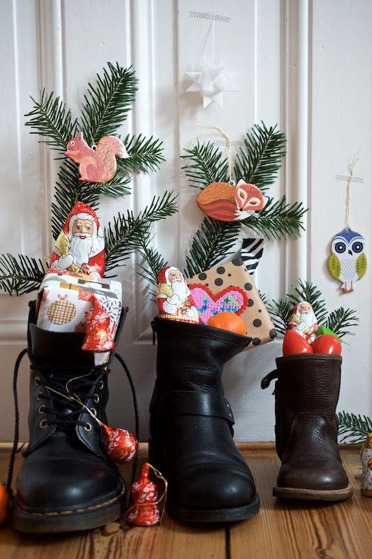 nikolaus stiefel pinkepank blog german christmas. Black Bedroom Furniture Sets. Home Design Ideas
