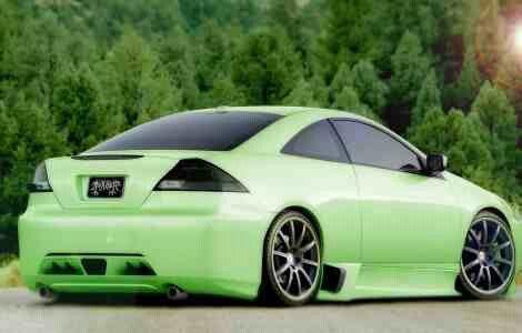 2006 Honda Accord Coupe~