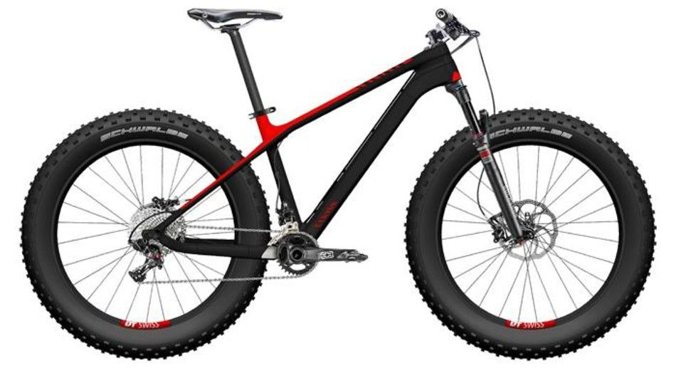 canyon fat-bike