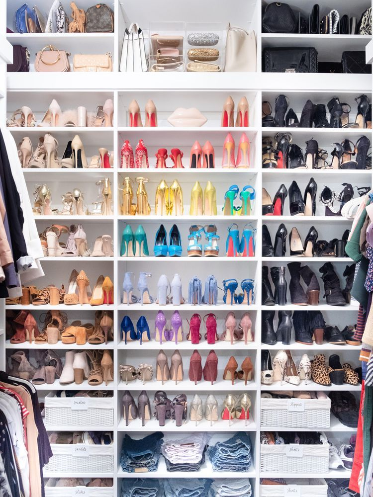 The Home Edit's Top Tips for Instagram-Worthy Organization -   19 the home edit organization closet ideas