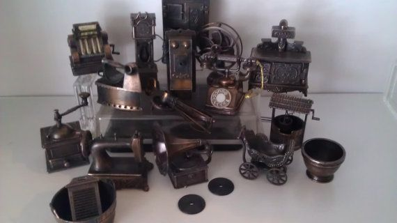 Durham Industries Diecast Metal Miniature Collectibles ...
