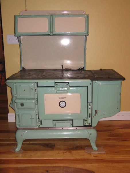 Wood Burning Cook Stoves | We Have A Wood Burning Kitchen Cook Stove We Are
