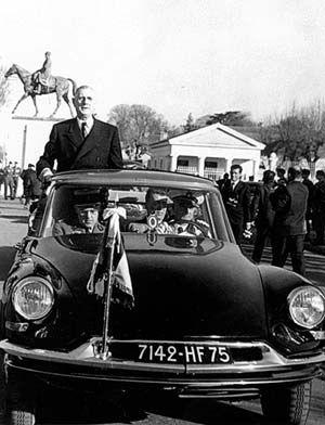 Charles de Gaulle / DS19