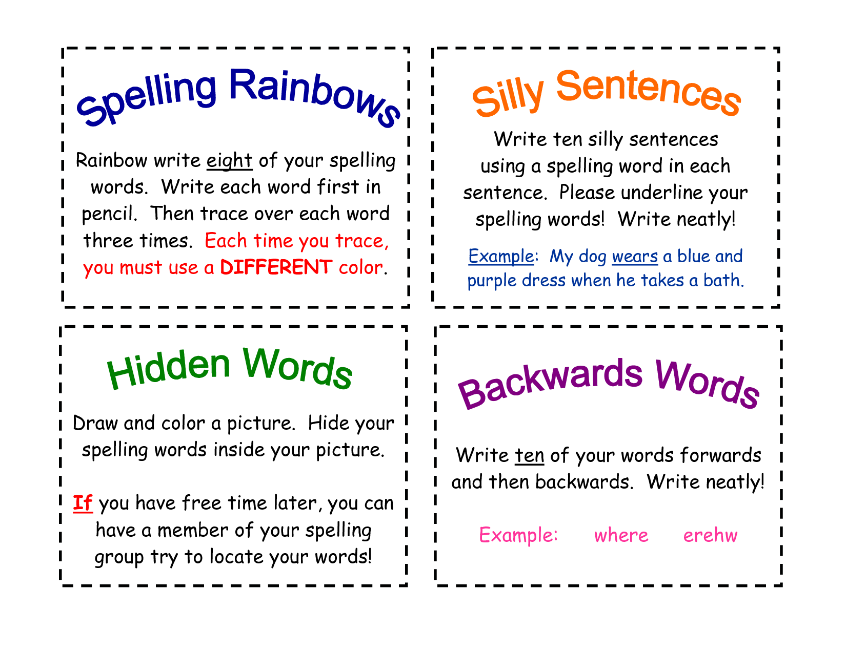 worksheet Rainbow Spelling Worksheet google image result for httpimg docstoccdn comthumborig fun spelling activities by uk teaching resources tes