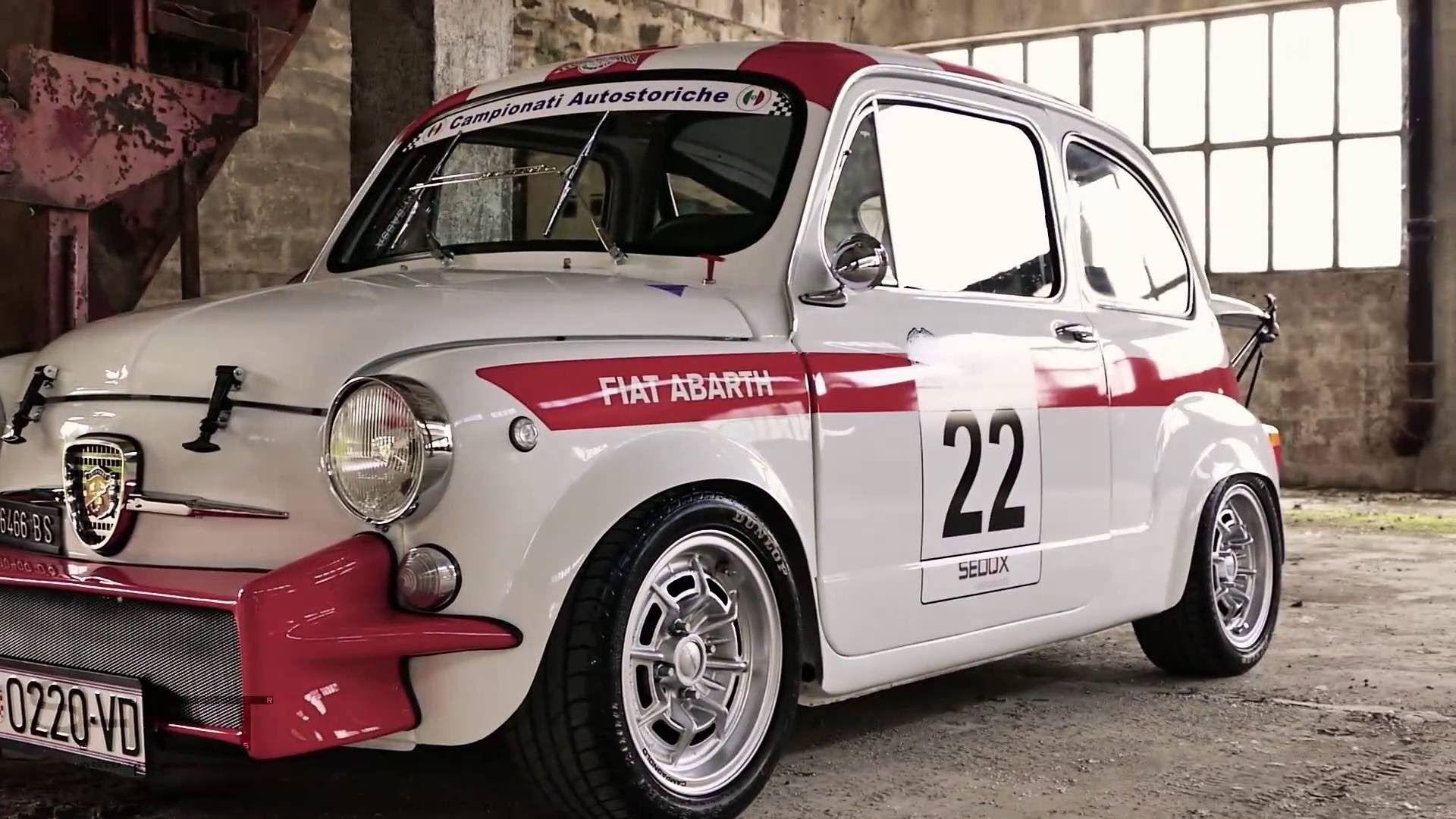 Fiat Abarth 850 Tc Shift Auto Moto Magazin Con Immagini