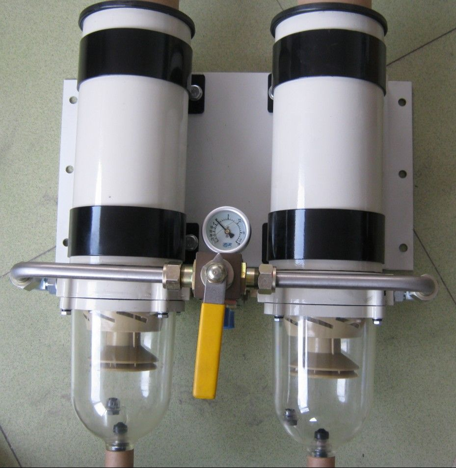 hight resolution of 731000fhx dual 1000fh new 1000fg diesel fuel water separator assembly include racor 2020pm element 731000fh china racor double 1000f