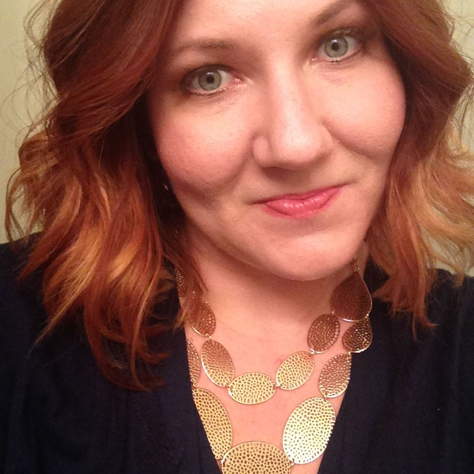 May 2016, my 1st #stitchfix Necklace- a keeper!