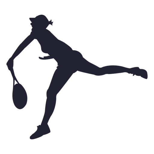 Girl Playing Tennis Silhouette Ad Affiliate Affiliate Playing Tennis Silhouette Girl In 2020 Silhouette Silhouette Png Tennis