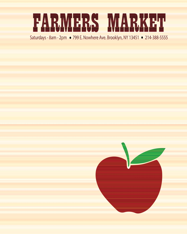 Farmers Market 7 | Topics In Graphic Design | Pinterest