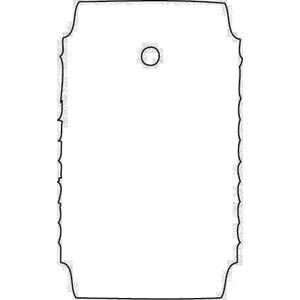 Swing Tags 49 x 29mm White Pk/500