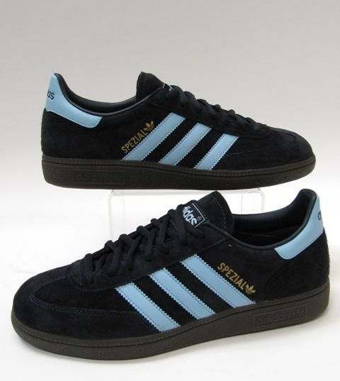 Adidas Spezial Trainers in Navy BlueArgentina Blue | Happy