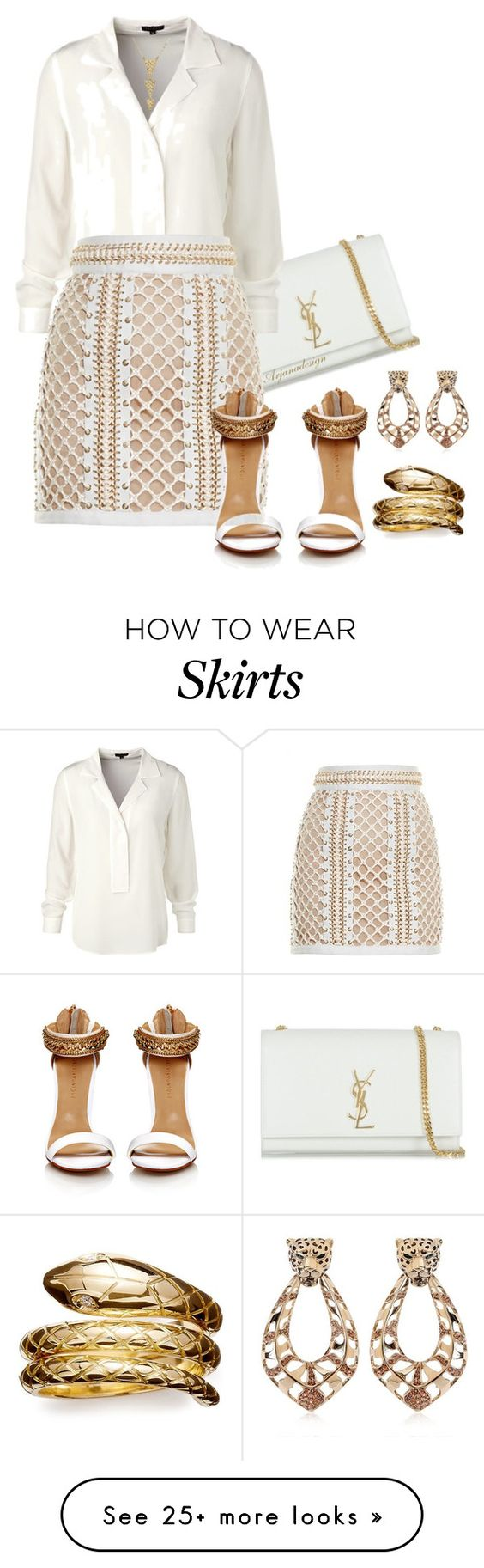 Lace dress styles for funeral  BALMAIN LACEUP MINI SKIRT