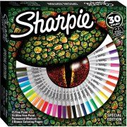 Sharpie Black Friday 30ct Walmart Com In 2020 Sharpie Permanent Markers Coloring Markers Sharpie