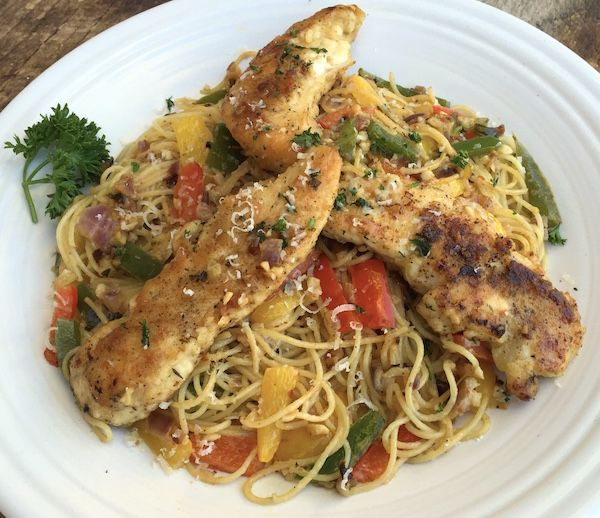 Olive Garden Chicken Scampi Recipes To Cook Pinterest Chicken Scampi Top Secret Recipes