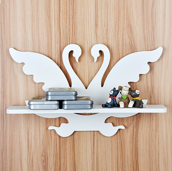 50 Desain Rak Dinding Minimalis (Termasuk Rak Buku) | Rak ...