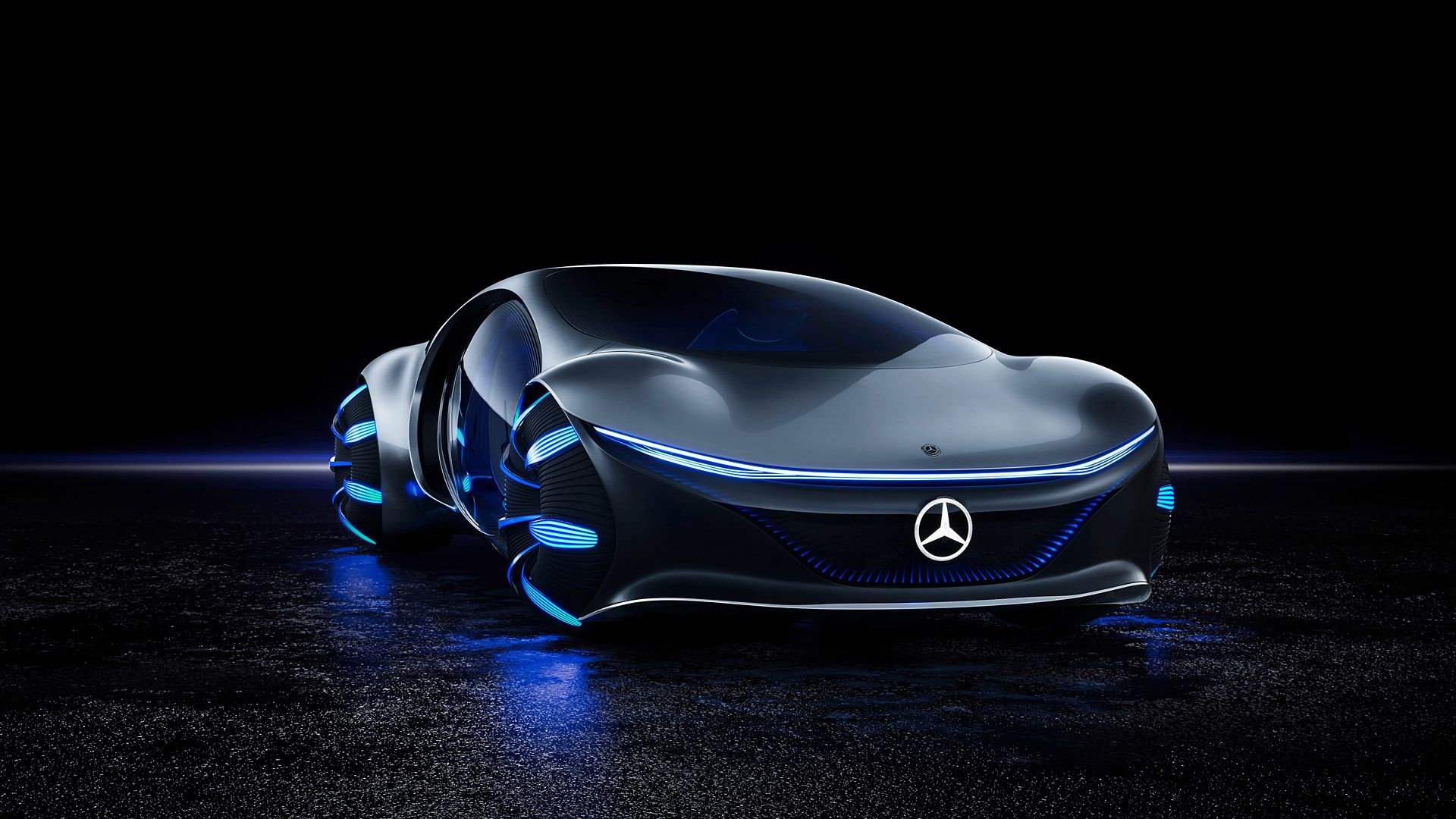 2020 Mercedes Benz Vision Avtr Concept In 2020 Mercedes Benz Concept Cars Mercedes