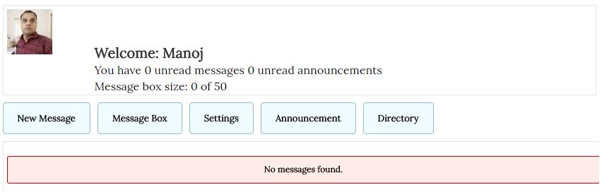 Private Messaging WordPress