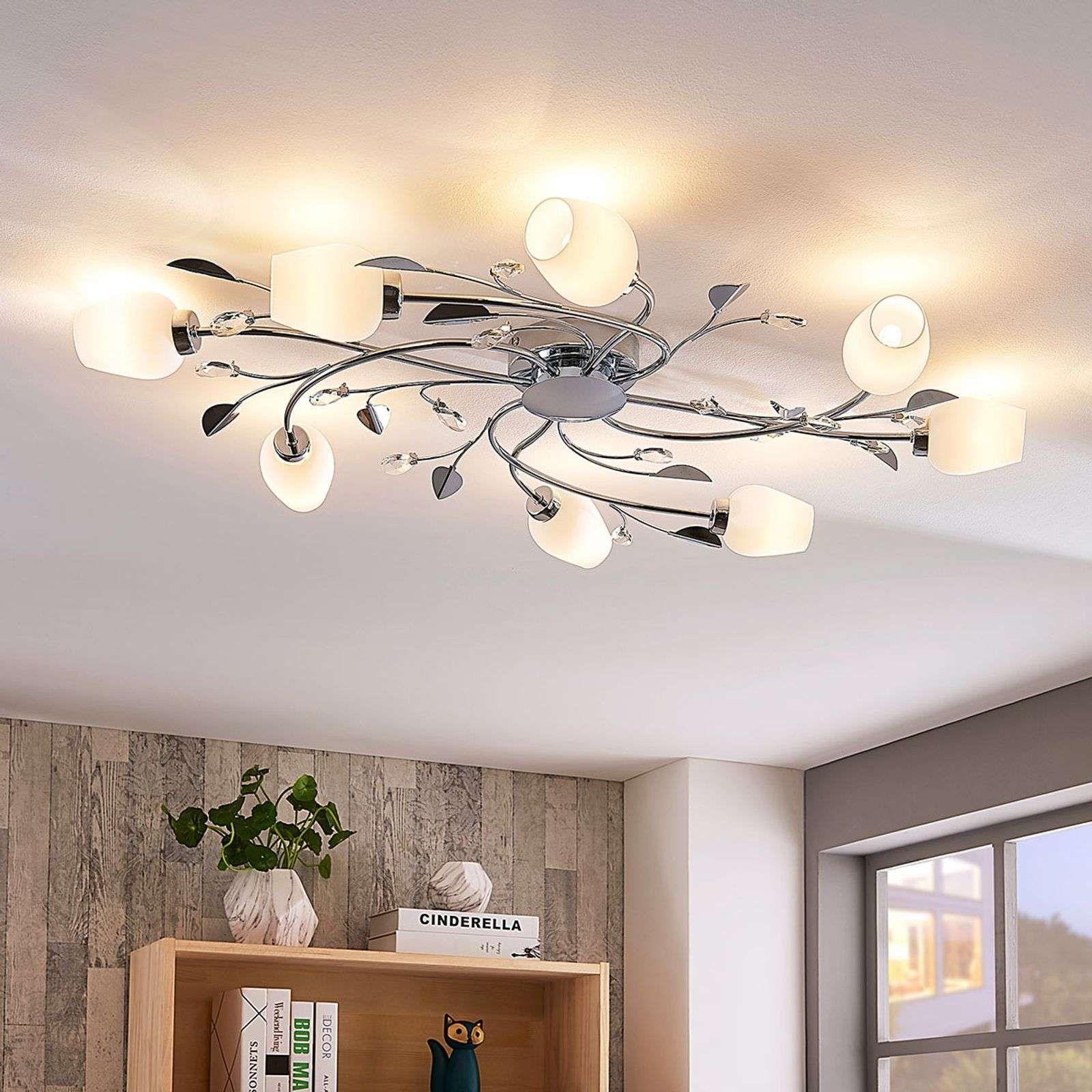 Deckenleuchte Wohnzimmer Design Deckenleuchte Led