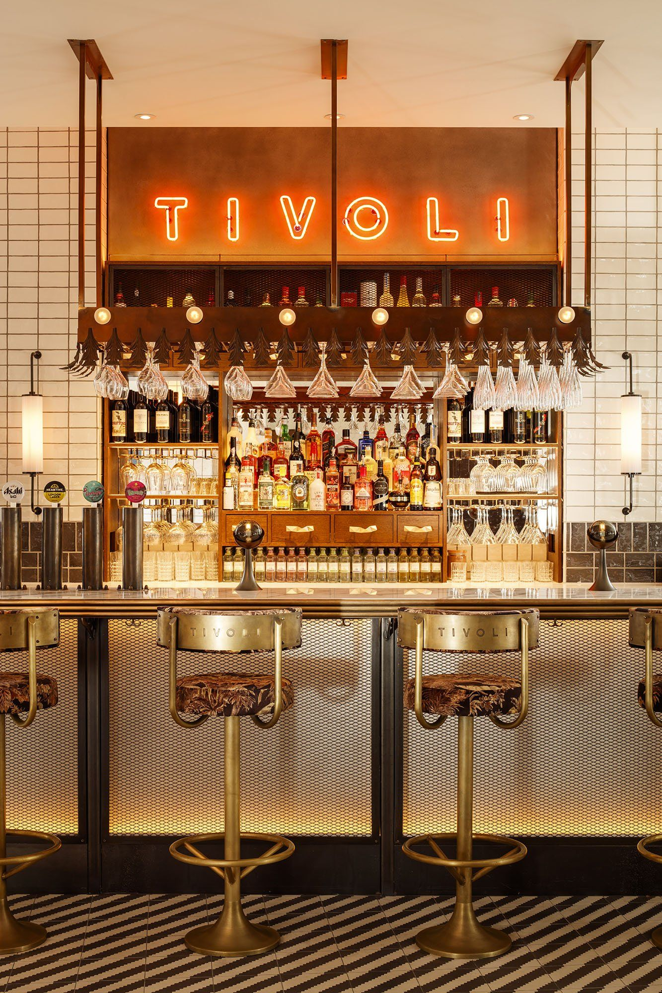 Tivoli Cinema In 2019 Bar Interior Restaurant