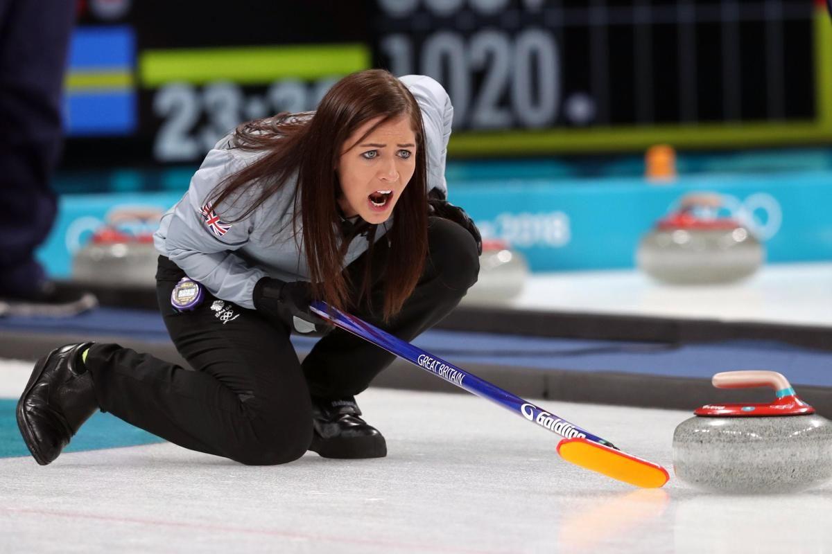 Olympic curling standings Team GB fixtures,