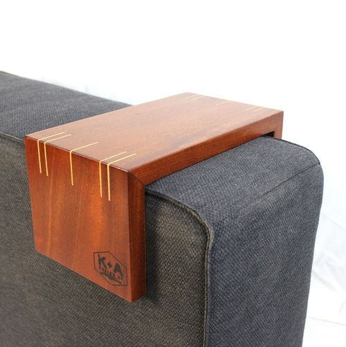 Single Armless Sofa Chair Raymour And Flanigan Sofas Bed Ikea Kivik Arm Wrap Table - Love This!   Our New Place ...