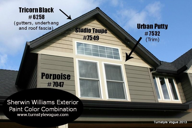 ranch house exterior colors | ... since we painted it and I am ...