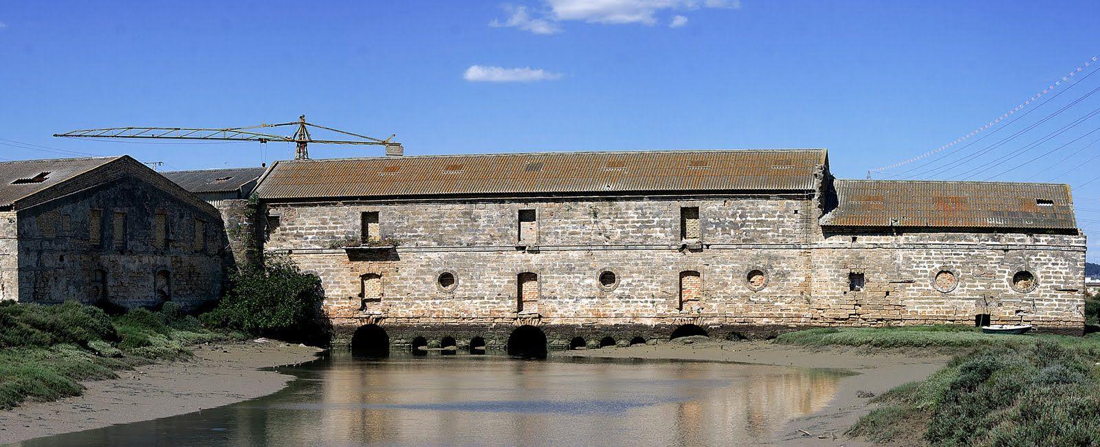 Tidal mill molino del ca o in c diz spain mills molinos pinterest cadiz spain cadiz y spain - La casa del pirata cadiz ...