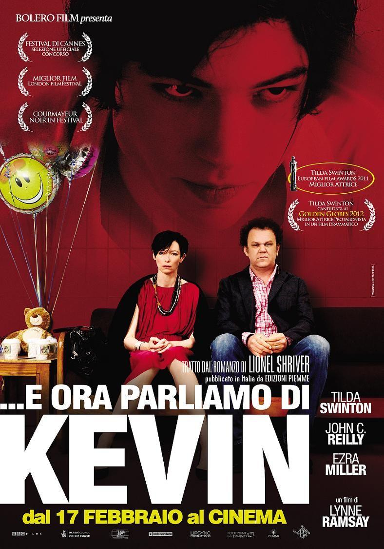 E ora parliamo di Kevin (2011). Film, Tilda swinton