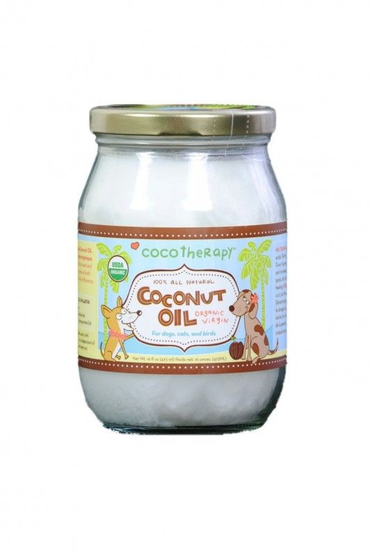 how to use coconut oil for dry skin on dogs