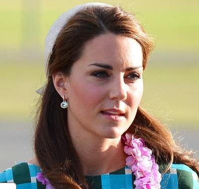 Kate Middleton bottomless photos published by Danish
