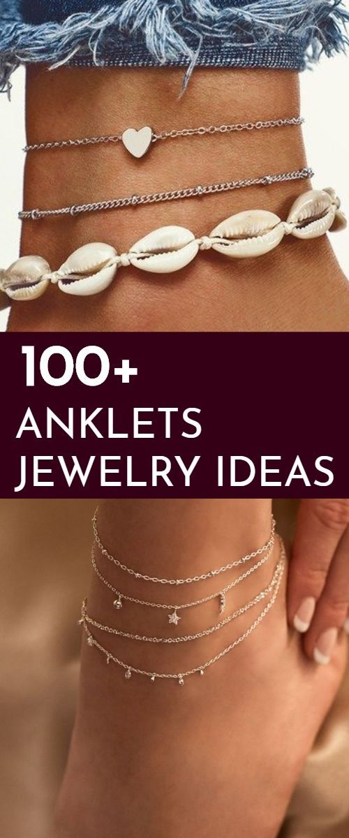 Photo of # Anklets #Fashion # Accessories Costume Jewelry – # Anklets #Jewelryeditorial