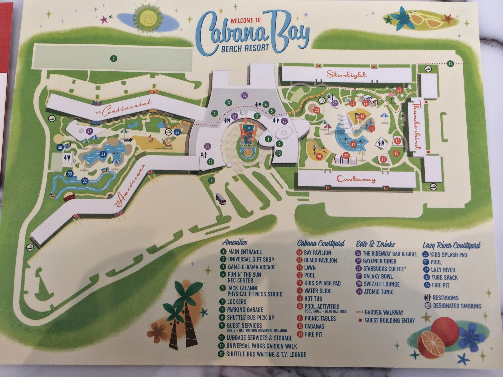 Photo Gallery First look at Universal Orlando's Cabana