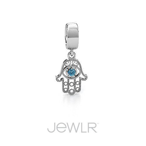 The Hamsa Charm Bringing protection and peace.